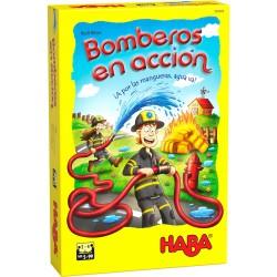 Bomberos en acción (In a...