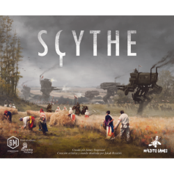 Scythe (box slightly damaged)