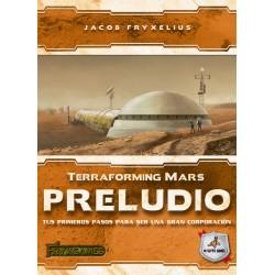 Terraforming Mars: Preludio...