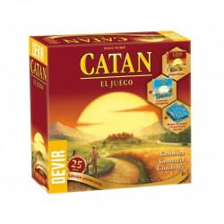 Catán: Edición 25º Aniversario