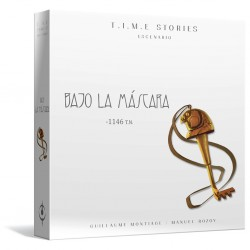 T.I.M.E. Stories: Bajo la...
