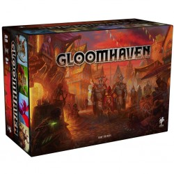 Gloomhaven Segunda Edición