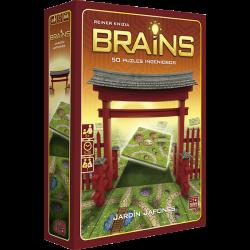 Brains: Jardín Japonés...