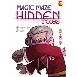 Magic Maze Hidden Roles...