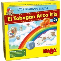 El Tobogán Arco Iris...