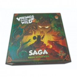 Vikings Gone Wild Saga Mega...