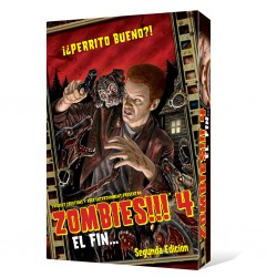 Zombies!!! 4: El Fin… (The...