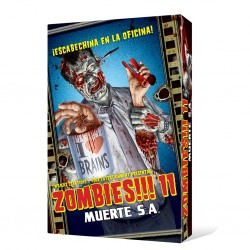 Zombies!!! 11: Muerte S.A....