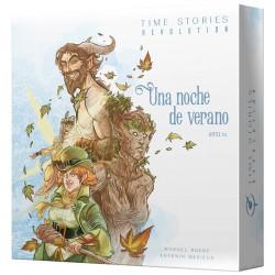 T.I.M.E. Stories...