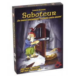 Saboteur (base game +...