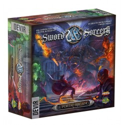 Sword & Sorcery - Arcane...
