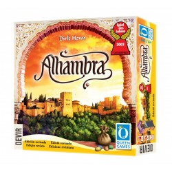Alhambra Revised Edition 2020