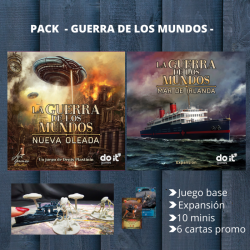 Pack War of the Worlds: The...
