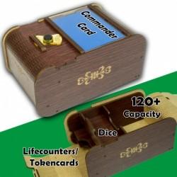 Blackfire Wooden Deck Box -...