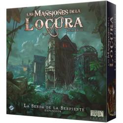 Las Mansiones de la Locura:...