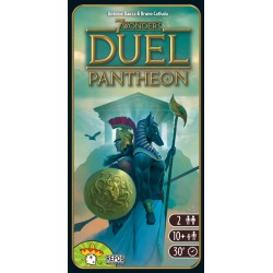 7 Wonders Duel: Pantheon...