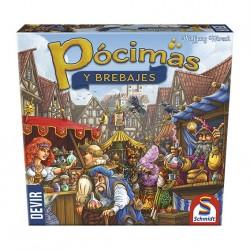Pócimas y Brebajes (caja...
