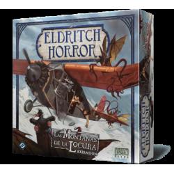 Eldritch Horror: Mountains...