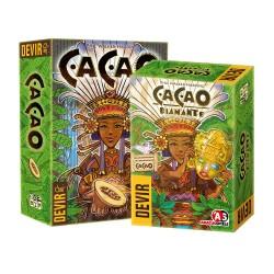 Cacao + Cacao Diamante (box...