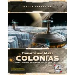 Terraforming Mars: Colonias...