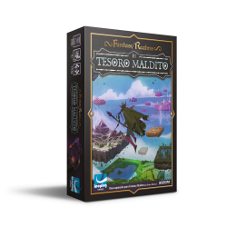 Fantasy Realms: The Cursed...