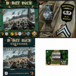 Pack D-Day Dice