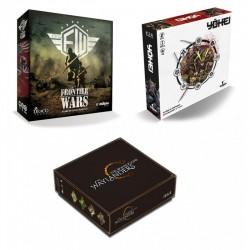 Pack 3 cool games (Yohei,...
