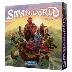Small World (caja levemente...