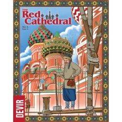 The Red Cathedral (caja...