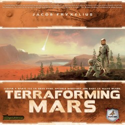 Terraforming Mars (box...