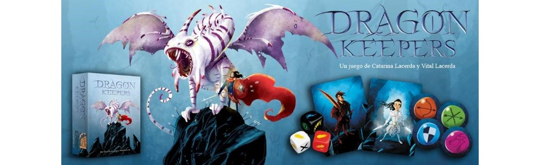 Dragon Keepers de Melmac Games